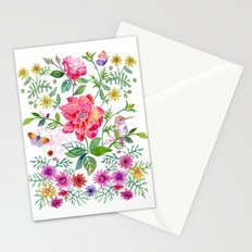 Bowers of Flowers Stationery Cards
