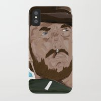 clint eastwood iPhone & iPod Cases featuring Clint Eastwood by  Steve Wade (Swade)