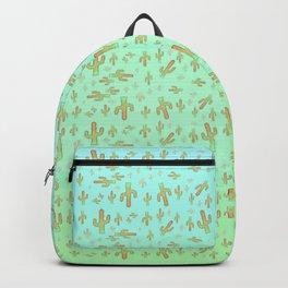 Cactus Boys Backpack
