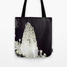 Birla Mandir (Hyderabad) Tote Bag