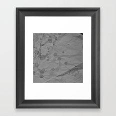 My Ink op 7 Framed Art Print