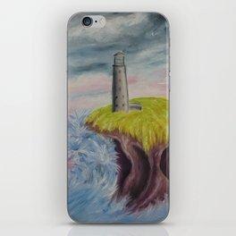 No. 4, Earthen Island iPhone Skin