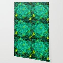 Fractured Galaxy Wallpaper