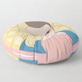 ELEVEN WAFFLE Floor Pillow