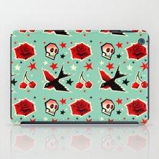Swallow the cherry iPad Case