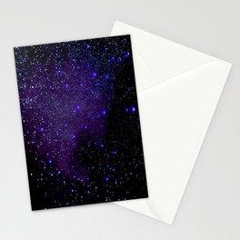 Indigo Stars Stationery Cards