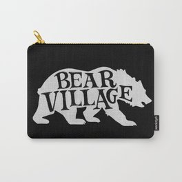 Bear Village - Polar Carry-All Pouch