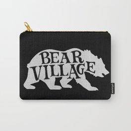 Bear Village - Polar Carry-All Pouch