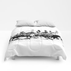 Taylorsville Rodeo Comforters