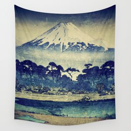 Staying at Yugen Wall Tapestry