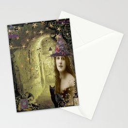 The Good Witch Stationery Cards