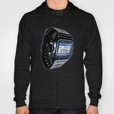 Casio F-105 Digital Watch Hoody