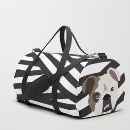 English Bulldog Duffle Bag