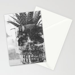 Spooky Succulent Stationery Cards