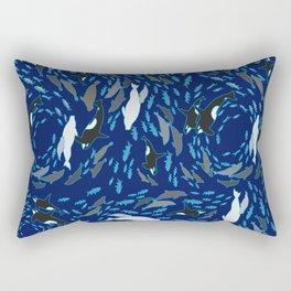 Arctic Ocean by Crow Creek Cool Rectangular Pillow