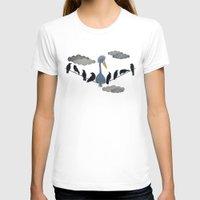 "pixar T-shirts featuring For ""The Birds"" by Robert Scheribel"