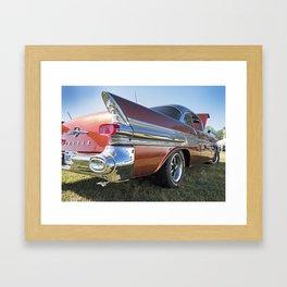 Classic Pontiac Framed Art Print