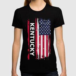 State Of Kentucky Gift & Souvenir Graphic T-shirt