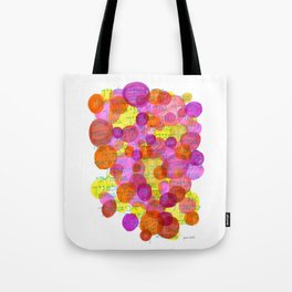 Modeh Ani - Grateful am I before you Tote Bag