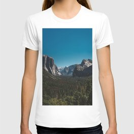 Tunnel View, Yosemite National Park II T-shirt