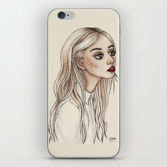 Creepy Chan iPhone & iPod Skin