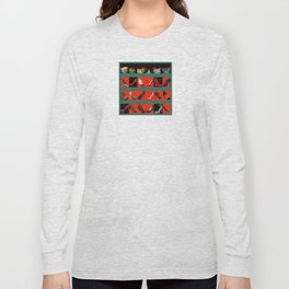 Kittens for May in May Long Sleeve T-shirt