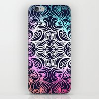 baroque iPhone & iPod Skins featuring Baroque by Sproot