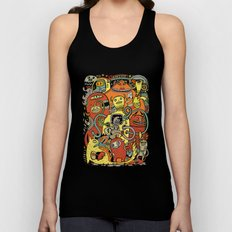 Warm in Unisex Tank Top
