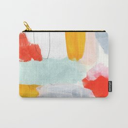 abstract painting XVI Carry-All Pouch