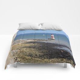 Beachy Head Lighthouse Comforters