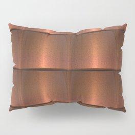 copper work Pillow Sham