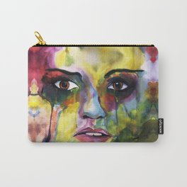 Feelings Expression Carry-All Pouch