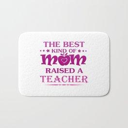 TEACHER'S MOM Bath Mat
