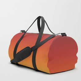 Fall Abstract Autumn Gradient Pattern Duffle Bag