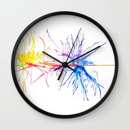 My Schizophrenia (1) Wall Clock