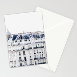 Bonjour Paris - Architecture and Travel Photography Stationery Cards