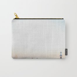 Sunset at Barcelona Carry-All Pouch