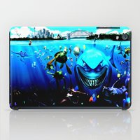 nemo iPad Cases featuring nemo by Marwan Baghdadi