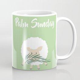 Palm Sunday Lamb Of God Coffee Mug