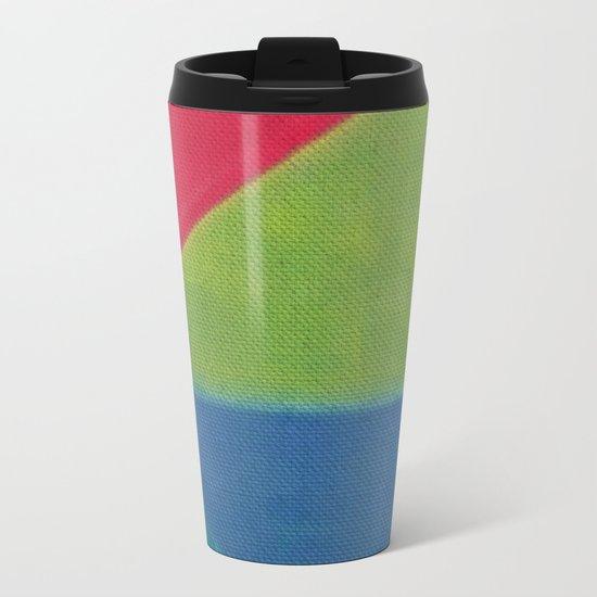 Colors 1 Metal Travel Mug