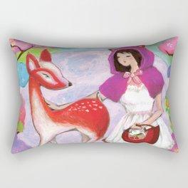 Return to Innocence Rectangular Pillow