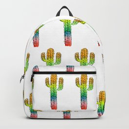 Desert Rainbow II PRIDE PATTERN Backpack