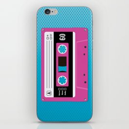 Pink Sunshine iPhone Skin