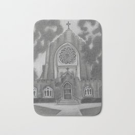 All Saints Chapel Sewanee Bath Mat