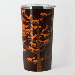 Blazing Fox Tree II Travel Mug