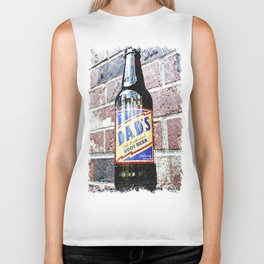 Retro root beer Biker Tank