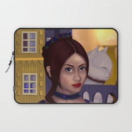 Dollhouse Laptop Sleeve
