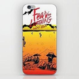 Fear and Loathing in Las Vegas- Desert iPhone Skin