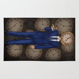 The Timekeeper Rug