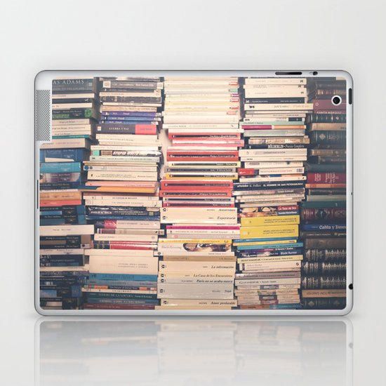 Our Books  Laptop & iPad Skin